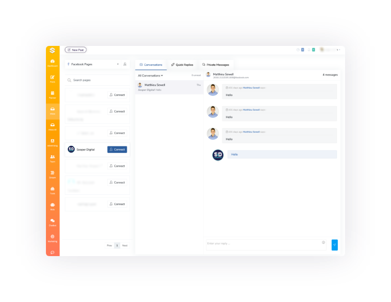 Inbox Manager
